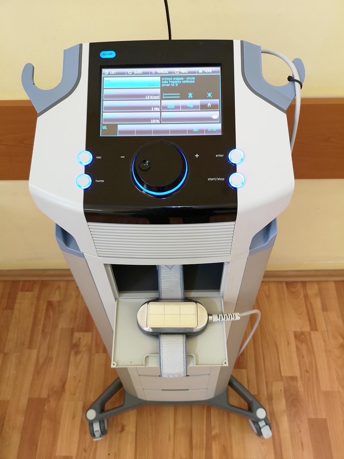 Terapia cu ultrasunete BTL 4710 Smart Premium