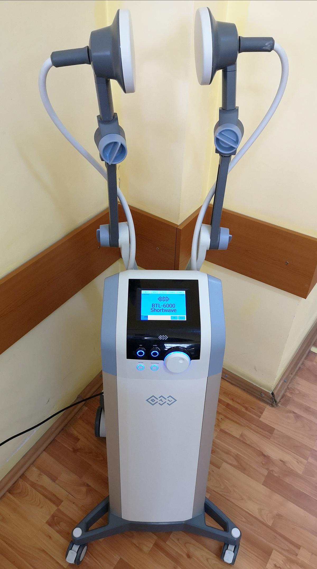 Terapie cu unde scurte BTL 6000 Shortwave 400